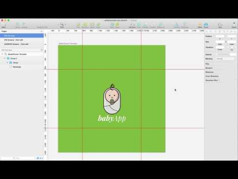 Create all Splash Screens for iOS & Android in one click with Sketch App