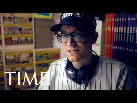 Comic Books And Hip Hop History: Ed Piskor | TIME