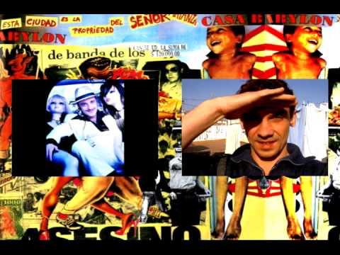 Manu Chao & Tonino Carotone - me cago en el amor