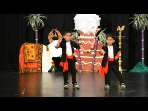 Rockaankuthu - Premam - Kids Performance