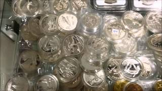 Return to Shanghai Coin Market