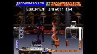T2: The Arcade Game (Actual SNES Capture) - Mouse Playthrough