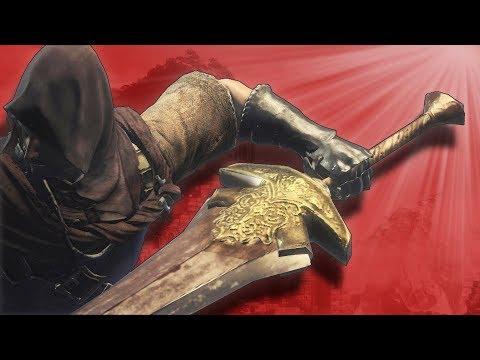 Dark Souls 3: The Greatest Sword