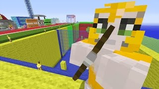 Repeat youtube video Minecraft Xbox - Still Shooting [481]