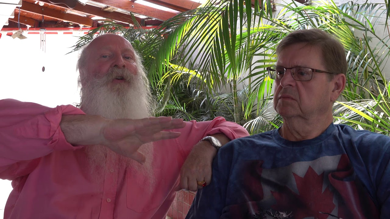Satchidanand on Ayahuasca - The Secret of Stopping Stealers of Your Spiritual Energy - Shamen