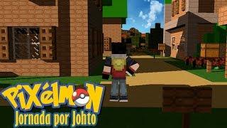 Gambar cover Pixelmon Ep 18 # Jornada por Johto
