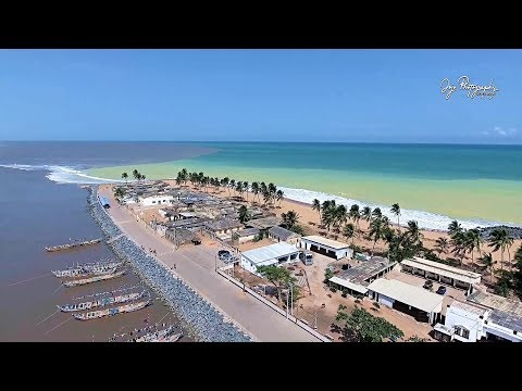 Visit Togo: Aneho, small town in South Togo, West Africa