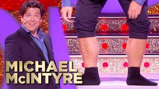 Michael McIntyre's MASSIVE Calf Muscles! | Michael McIntyre