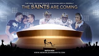 The Story of the 2006 Superdome Re-opening   The Saints Are Coming