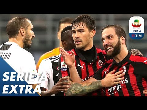 Gonzalo Higuaín Suffers Milan Meltdown | Extra | Serie A