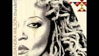 Watch Cassandra Wilson Blue Skies video