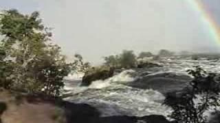 Victoria Falls Zambie (AA-5)
