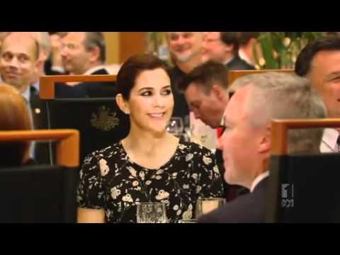 Trade discussed in royal Danish visit