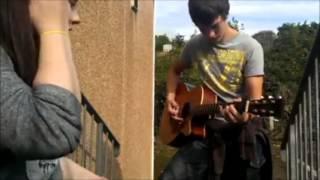 Lana Del Rey - Blue Jeans Acoustic Cover - Josh Hughes & Jade Bertram