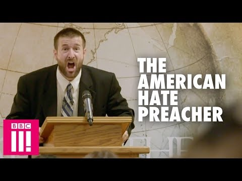 The American Preacher Spreading Hate
