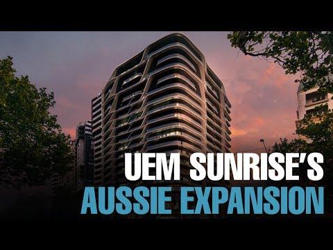 NEWS: UEM Sunrise launches RM1.1 bil project in Australia