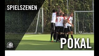 1. FC Wilmersdorf - Berliner AK 07 (2. Runde, Pokal)