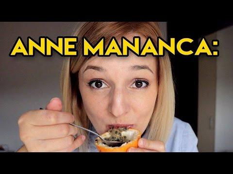 Anne MANANCA: fructe exotice