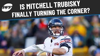Is Mitchell Trubisky Finally Turning The Corner?   PFF
