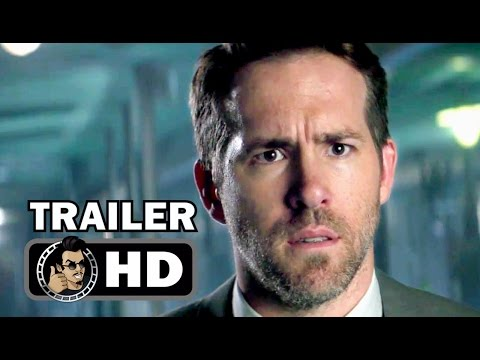 Thumbnail: THE HITMAN'S BODYGUARD - Red Band Trailer (2017) Ryan Reynolds, Samuel L. Jackson Action Movie HD