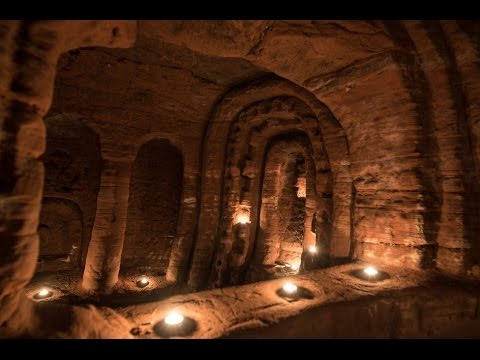 Thumbnail: Shocking Actual Rabbit Hole Leads To Knights of Templar Secret Black Magic Hideout