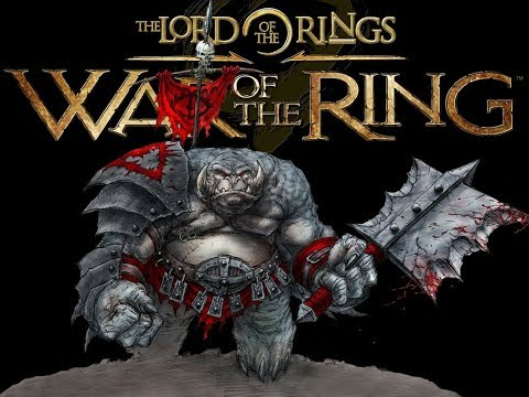 Ностальгический цикл игр Lord Of The Rings War Of The Ring