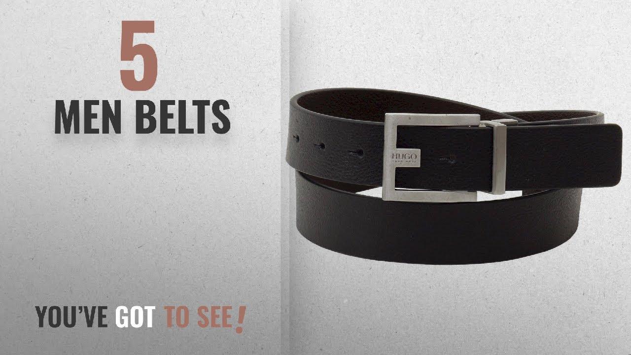 1d8718859079 Hugo Boss Belts   Winter 2018    HUGO Hugo Boss Men s C-Fleming Belt ...