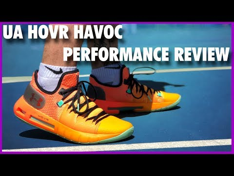 best sneakers 0a1f1 19aaf Under Armour HOVR Havoc Performance Review - YouTube