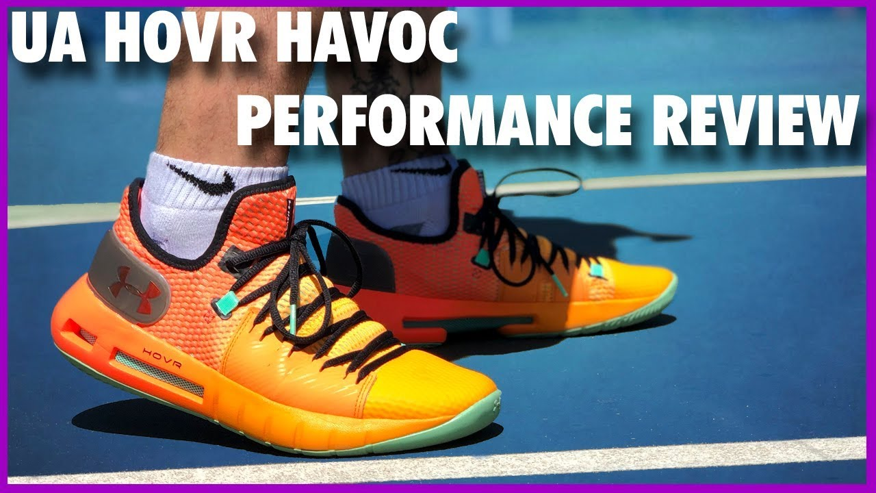 28503b58404 Under Armour HOVR Havoc Performance Review - YouTube