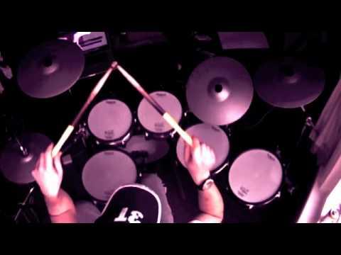 Iman Maragah on drum Shahram shabpareh medly !