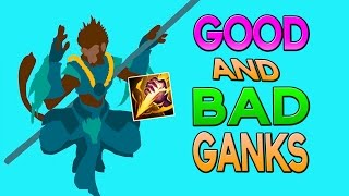 7 Differences Between GOOD and BAD Ganks - League of Legends