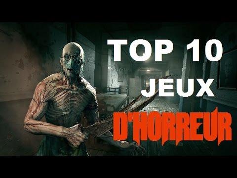 Top 10 horror games jeux vid o d 39 horreur youtube - Jeux d oreure ...
