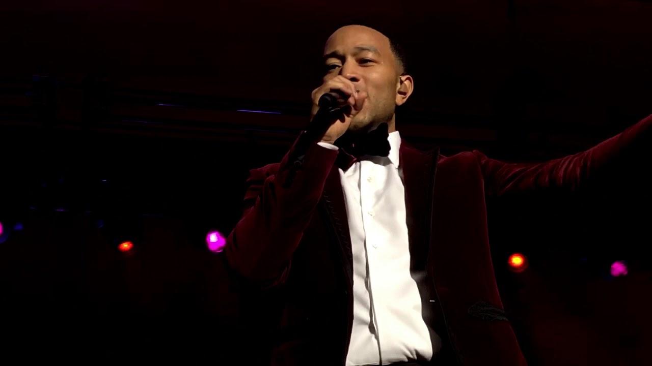 John Legend - A Legendary Christmas Tour - Live!
