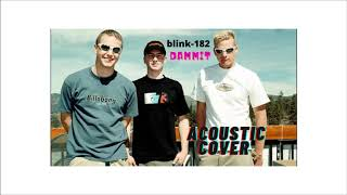 blink-182 - Dammit (Acoustic Cover)