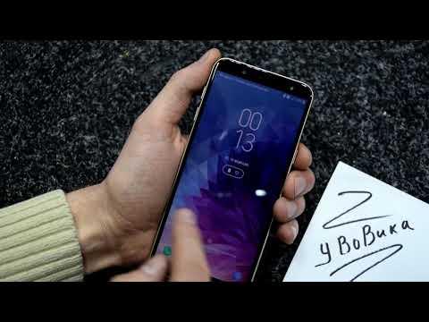 Как сбросить пароль на телефоне Samsung Galaxy J6 (Hard Reset) J600