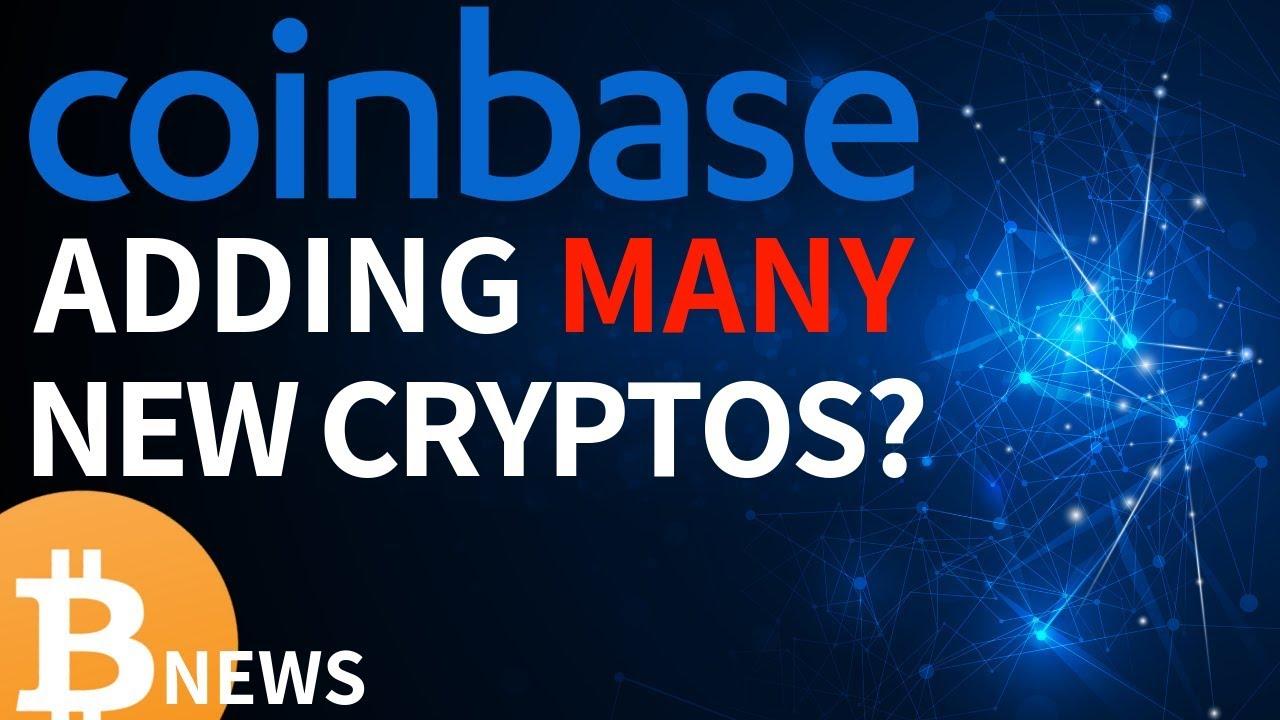 New Coinbase Listings? + PETRO, VisionX and Goldman Sachs – Today's Crypto News