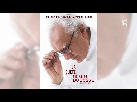 Dans les coulisses de l'empire Alain Ducasse - C à Vous - 06/10/2017