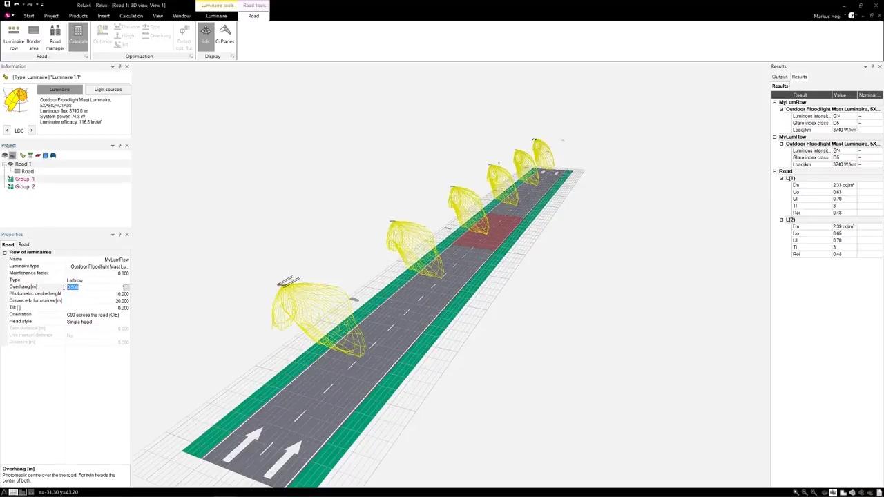 ReluxDesktop tutorial - Street lighting for beginners  sc 1 st  YouTube & ReluxDesktop tutorial - Street lighting for beginners - YouTube azcodes.com