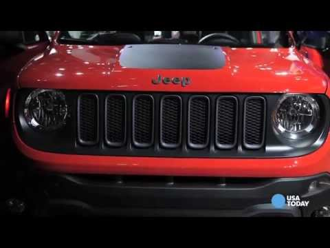 Fiat Chrysler CEO pins global growth on Jeep