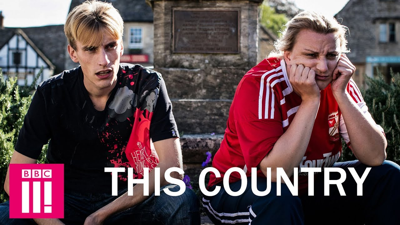 Life In A British Countryside Village With Kerry And Kurtan Mucklowe | This Country - YouTube