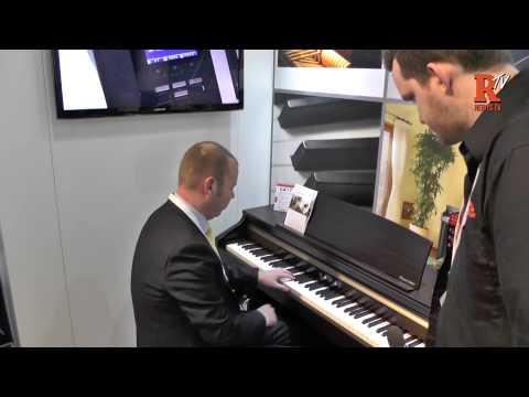 Kawai CA17 Digital Piano (Musikmesse 2015)