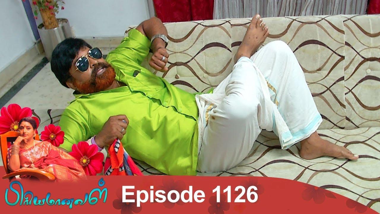 Priyamanaval Episode 1126, 22/09/18