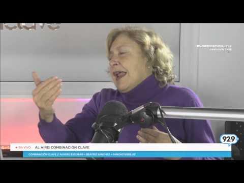 Beatriz Sánchez y Pancho Eguiluz entrevistan a Mónica González, directora de Ciper