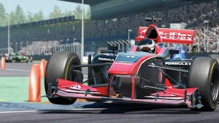 Project CARS Build 829 - PC Gameplay 1440p