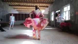 新疆 旅遊影片記錄 吐魯番 維吾爾族家訪