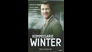 Комиссар Винтер /1 серия/ детектив драма Швеция