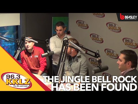 The Jingle Bell Rock has been found! See the winners talk to 96.3 KKLZ