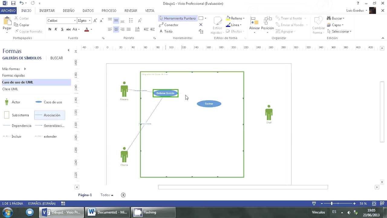 Tutorial 3: UML parte 1. Diagrama de Casos de Uso - YouTube
