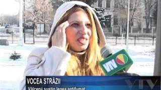 Valcenii sustin legea antifumat