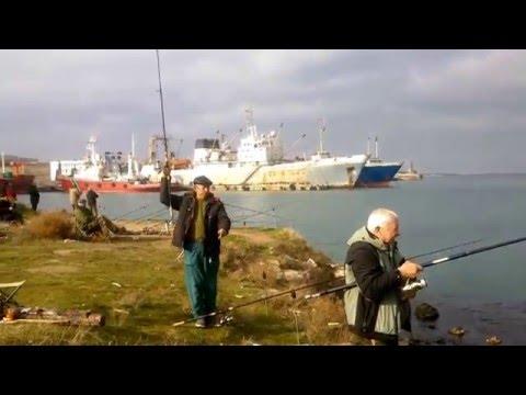 рыбалка в черноречье севастополь